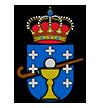 Escudo Federación Galega de Hockei
